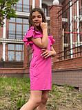 Детское платье Воланы 122-140см, фото 2