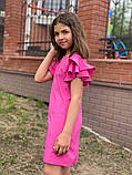 Детское платье Воланы 122-140см, фото 5