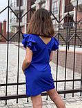 Детское платье Воланы 122-140см, фото 6