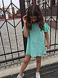 Стильный детский сарафан Stripe 122-140 см, фото 2