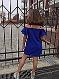 Стильный детский сарафан Stripe 122-140 см, фото 6