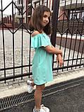Стильный детский сарафан Stripe 122-140 см, фото 7