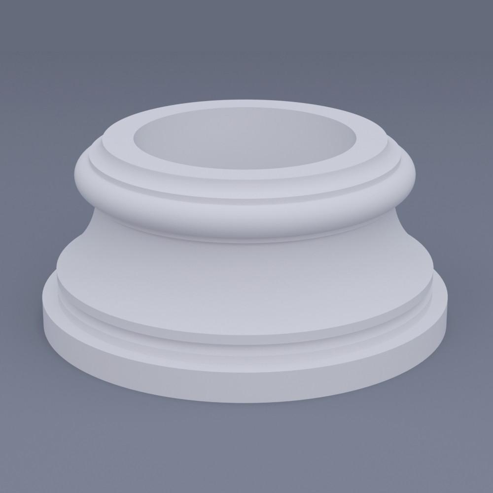 База круглая ФБК 11 h 320 (d450)