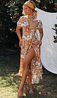 Платье женское в стиле Бохо Paisley Berni Fashion