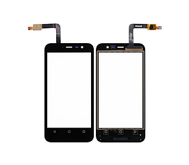 Сенсор (Тачскрин) для TP-LINK Neffos Y5L   TP801A (Черный) Оригинал Китай
