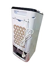 Портативний повітряний охолоджувач Gold Diamond TK00027 c пультом, зволожувач, очищувач, вентилятор, фото 3