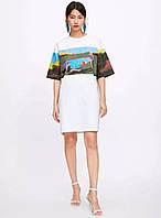 Платье-футболка женское Weekend Berni Fashion