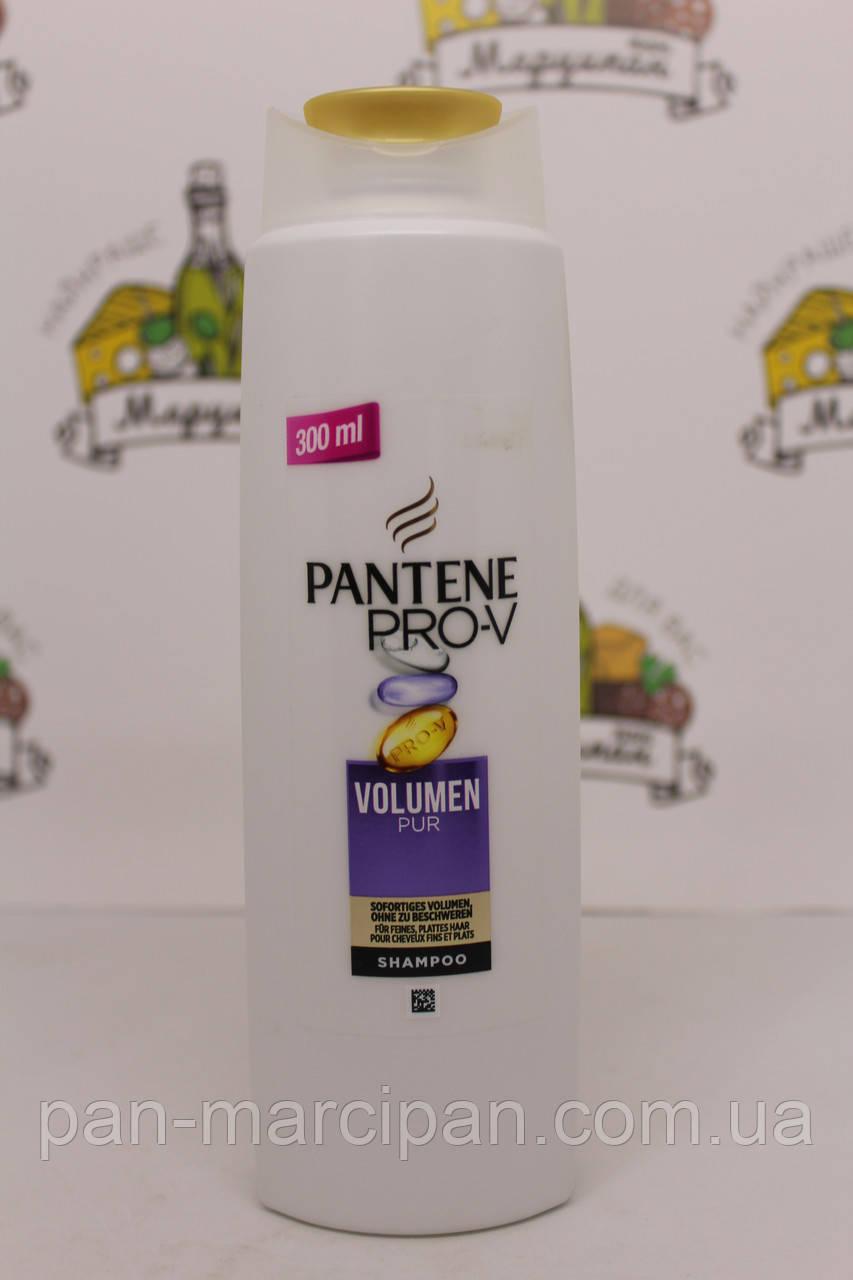 Шампунь для волосся Pantene PRO-V Volumen pur для об'єму 300 ml Німеччина