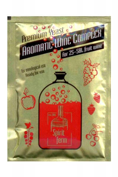 Винные дрожжи Aromatic Wine Complex 25-50л вина 40г