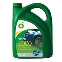 Масло моторное BP Visco 5000 5W-40 (Канистра 4л)
