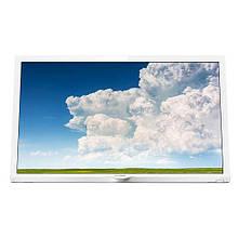 Телевизор филипс 24 дюйма со смарт тв белый тонкий Philips 24PHS4354