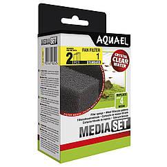 Губка Aquael «Media Set Standard» 2 шт. (для внутреннего фильтра Aquael FAN-1 Plus)