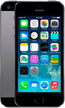 Apple iPhone 5s 16GB  Space Gray Refurbished