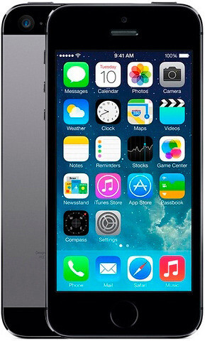Apple iPhone 5S 16GB (Space Gray) Refurbished