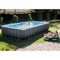 Бассейн каркас Intex 26364/26362 Ultra XTR Premium Pool Line 732х366х132 см, фото 1