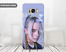 Силиконовый чехол для Samsung A107 Galaxy A10s Билли Айлиш (Billie Eilish) (13017-1603), фото 2