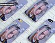 Силиконовый чехол для Samsung A107 Galaxy A10s Билли Айлиш (Billie Eilish) (13017-1603), фото 6