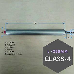 Поршень для пневмопатрона L-250мм Class 4, фото 2