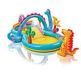 Детский надувной игровой центр Планета Динозавров Intex 57135, фото 4