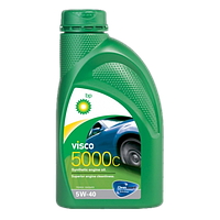 Масло моторное BP Visco 5000 5W-40 (Канистра 1л)