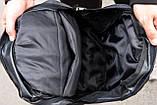 Рюкзак спортивний чоловічий OFF WHITE GRAY TROW сірий, фото 7