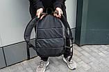 Рюкзак спортивний чоловічий OFF WHITE GRAY TROW сірий, фото 6