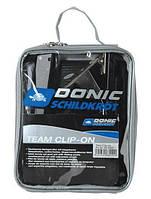 Сетки для настольного тенниса Donic Сетка TEAM CLIP