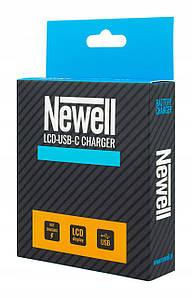 Портативное зарядное устройство  Newell dual USB-C для Аккумуляторов Fujifilm NP-W126 (для X-T10, X-T2, X-T20)