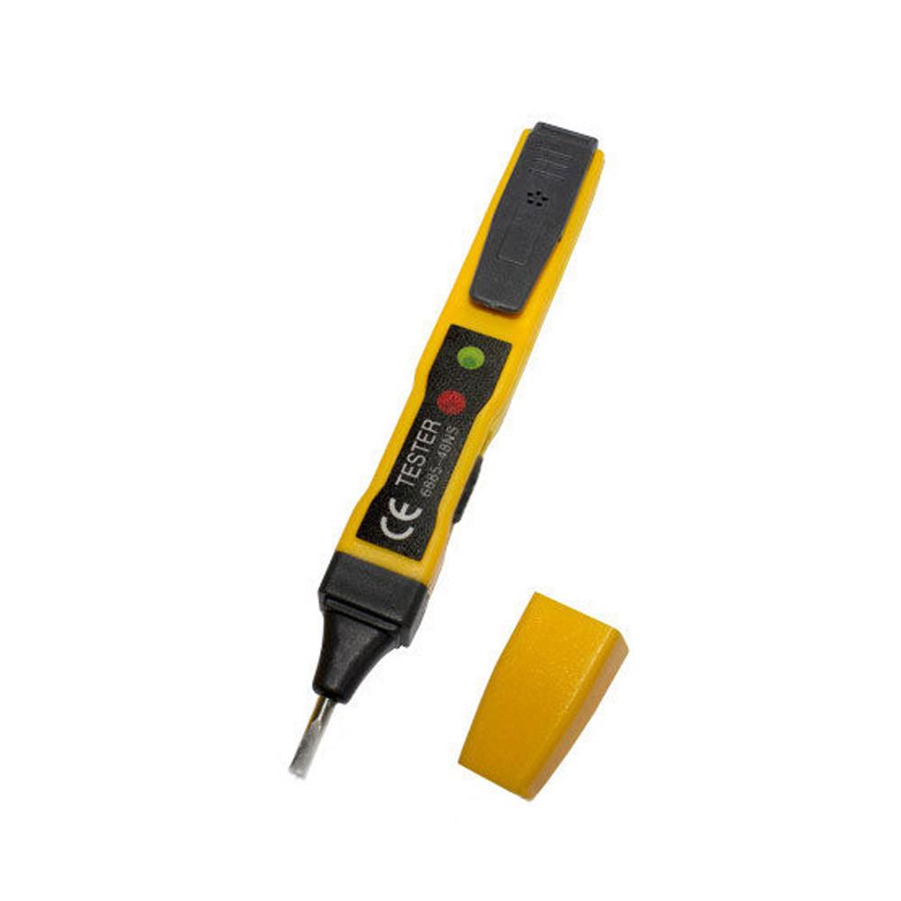 Контактный тестер напряжения VD06 (70-1000V) свето-звуковая индикация