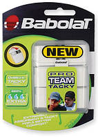 Намотки Babolat Pro Team Tacky x3 White
