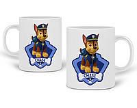 Гуртка Дитячого патруль (PAW Patrol) 330 мл Чашка Керамічна (20259-1610), фото 1