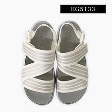 Сандалии женские adidas 90S белые, фото 2