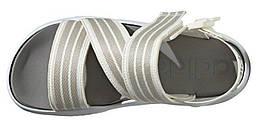 Сандалии женские adidas 90S белые, фото 3