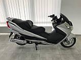 Макси скутер Suzuki Skywave 250, фото 9