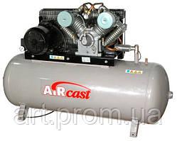 Компрессор поршневой с ременным приводом Aircast 200.LB40