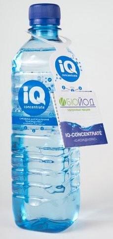 IQ-Концентрат 500мл. ( концентрация 40 мг/дм3 ).
