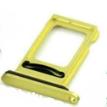 Держатель Sim-карты для iPhone 11 , желтый, на одну Sim-карту