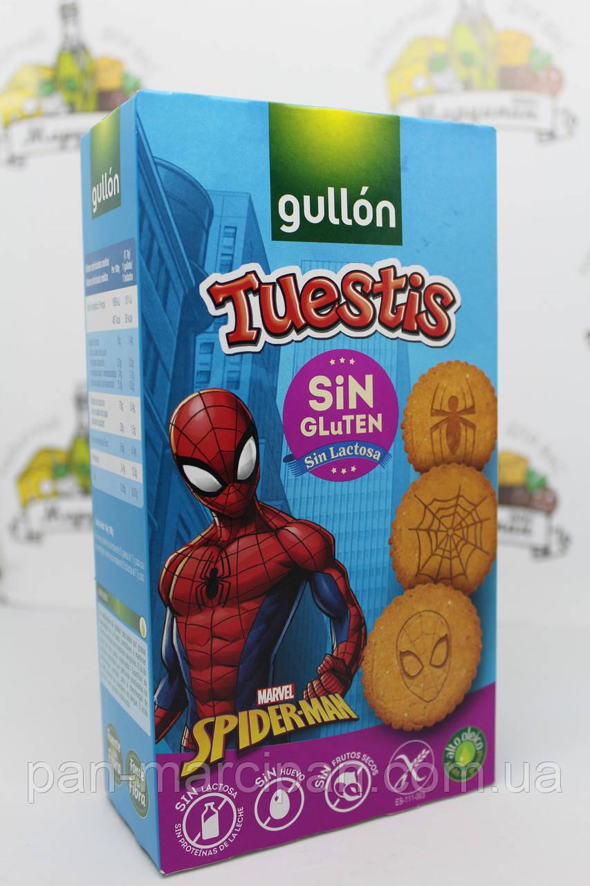 Печиво Gullon Spider-Man 400 г Італія