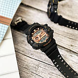 Часы електроные sanda 599 черные, фото 2