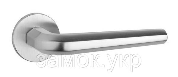 Ручка на дверь Tupai 4160 5S хром матовый (Португалия)