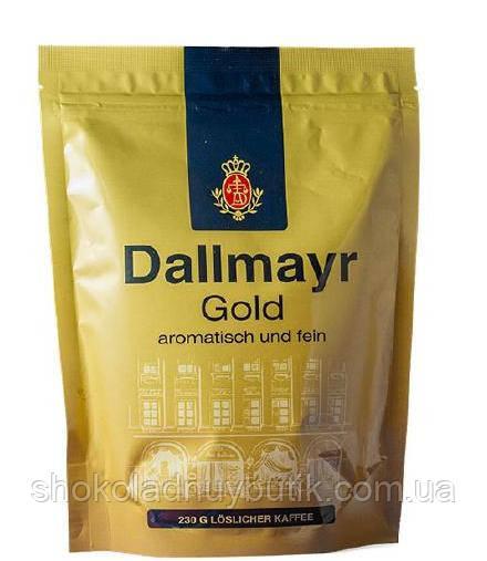 Кофе растворимый Dallmayr Gold 230г