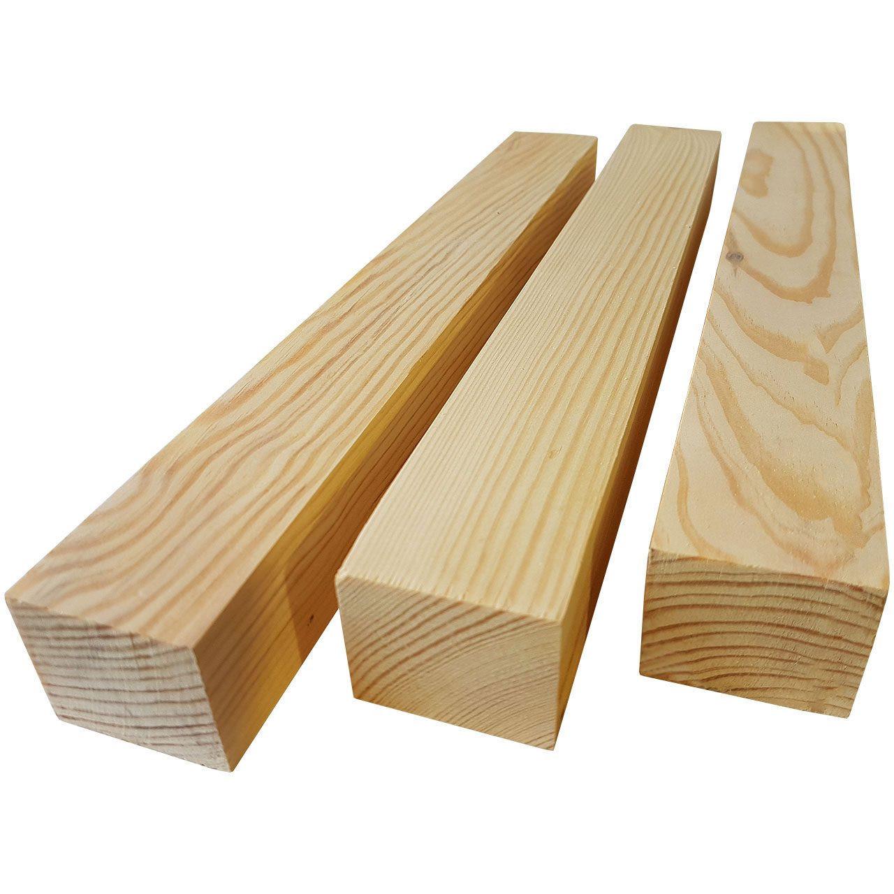Деревянный брус для натяжных потолков 30×40 мм