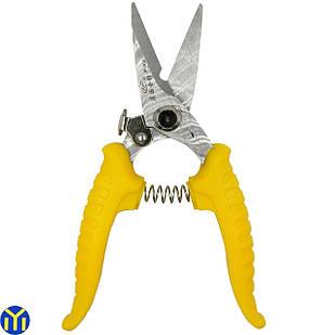 """Секатор 8"""" JF-304 с прямыми ножами"""