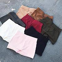 Короткие спортивные шорты женские
