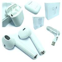 Блютуз наушники TWS WiWU Airbuds II, white