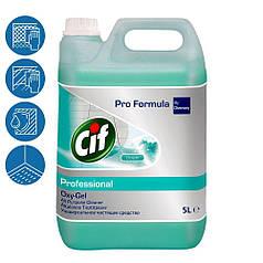 Cif Oxy-Gel універсальний засіб на основі активного кисню для миття водостійких поверхонь 5л