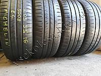 Шины бу 205/55 R16 Michelin