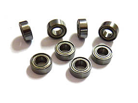 Ball Bearings (For Clutch Bell) 5*10*4Mm 8P
