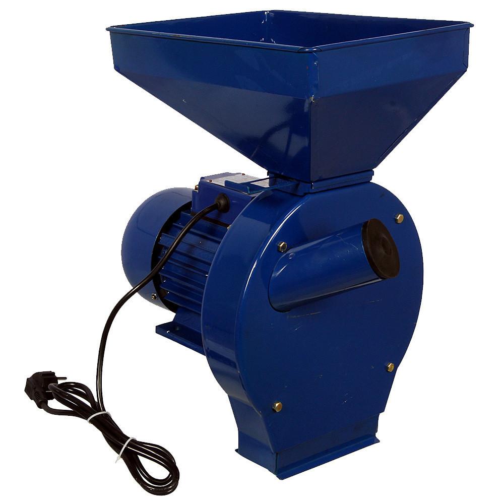 Кормоизмельчитель ДТЗ КР-02а  (зерно + початки кукурузы, производительность 200 кг/ч) +доставка
