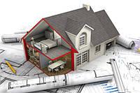 Этапы реализации проекта коттеджа от исходных данных до регистрации права собственности.